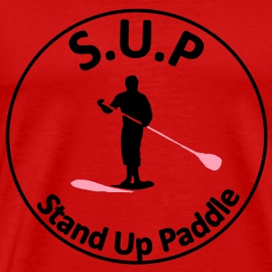 sup : Stand Up Paddle Hoodies - Men's Premium T-Shirt