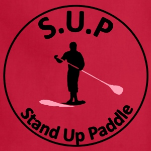 sup : Stand Up Paddle T-Shirts - Adjustable Apron