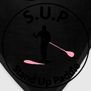 sup : Stand Up Paddle T-Shirts - Bandana