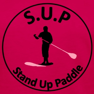 sup : Stand Up Paddle Tanks - Women's Premium Long Sleeve T-Shirt