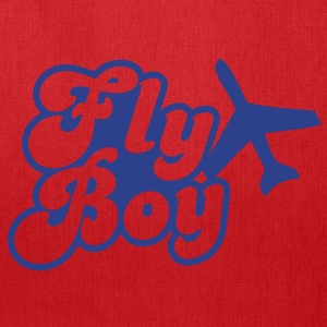FLY BOY airline pilot captain officer flight T-Shirts - Tote Bag