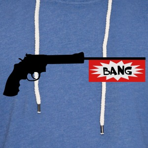 Colt BANG! T-Shirts - Unisex Lightweight Terry Hoodie