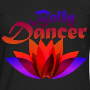 Belly Dancer - Men's Premium Long Sleeve T-Shirt