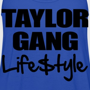 Taylor Gang Lifestyle Women's T-Shirts - stayflyclothing.com  - Women's Flowy Tank Top by Bella