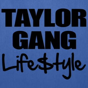 Taylor Gang Lifestyle Women's T-Shirts - stayflyclothing.com  - Tote Bag