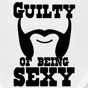 guilty of being sexy mutton chops T-Shirts - Bandana