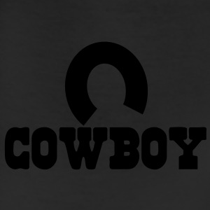 cowboy with horseshoe T-Shirts - Leggings