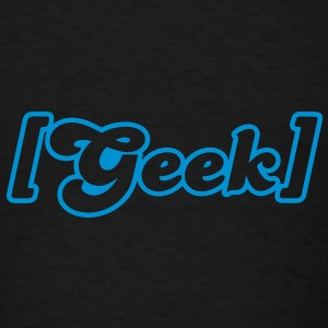 [geek] Caps - Men's T-Shirt