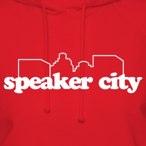 Speaker City T-Shirt - Women's Hoodie