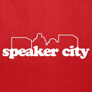 Speaker City T-Shirt - Tote Bag