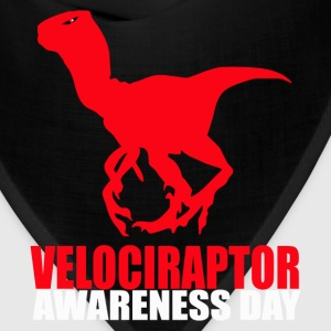 Velociraptor Awareness Day  - Bandana
