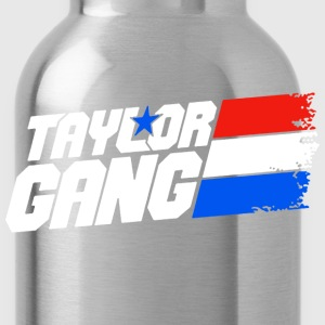 Taylor Gang T-Shirts - stayflyclothing.com  - Water Bottle