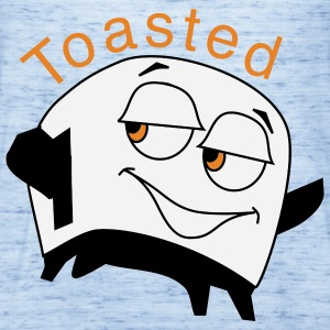 Brave Little Toaster - Toasted - Women's Flowy Tank Top by Bella