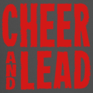 Cheer and Lead t-shirts - Trucker Cap
