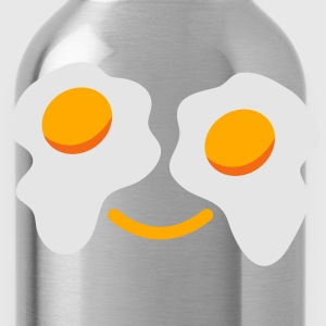HAPPY EGG FACE T-Shirts - Water Bottle