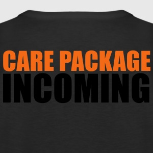 CARE PACKAGE INCOMING T-Shirts - Men's Premium Tank