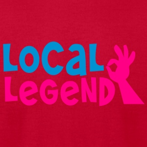 local legend A OK fingers Baby Bodysuits - Men's T-Shirt by American Apparel