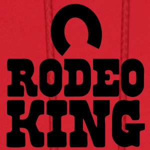 RODEO KING Baby Bodysuits - Men's Hoodie