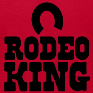 RODEO KING Baby Bodysuits - Men's T-Shirt by American Apparel