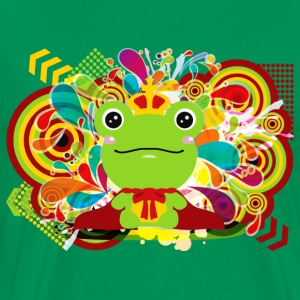 The frog which did not fit a prince - Men's Premium T-Shirt