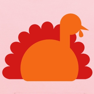 TURKEY for thanksgiving Bags  - Kids' Hoodie