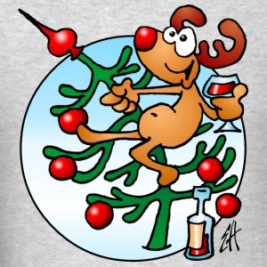 Rudolph the Red Nosed Reindeer - T-shirt pour hommes