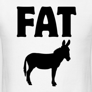 Fat Ass Hoodies - Men's T-Shirt