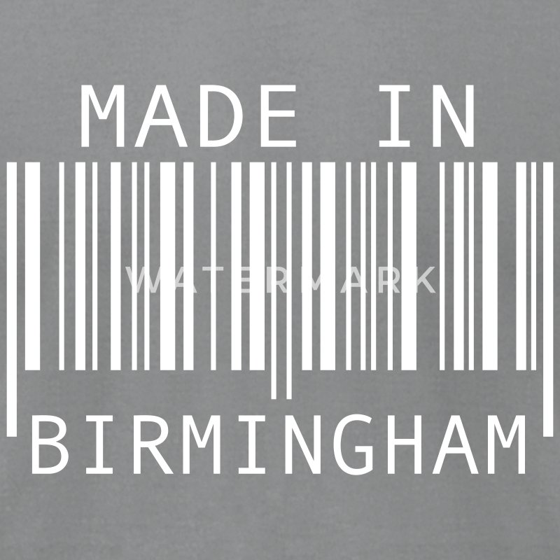 Made in Birmingham T-Shirts - Men's T-Shirt by American Apparel