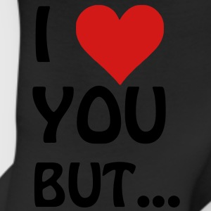 I love you but ... I heart Hoodies - Leggings