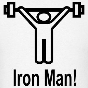 Iron Man - Men's T-Shirt