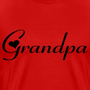 Grandpa - Men's Premium T-Shirt