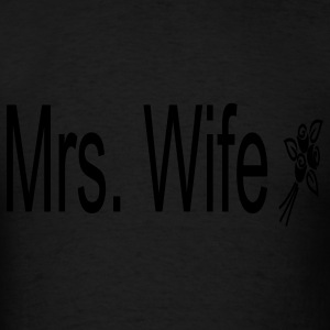 Mrs. Wife - Men's T-Shirt