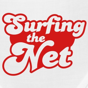 Surfing the Net Buttons - Bandana