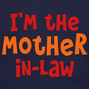 I'm the mother -in-law Polo Shirts - Men's T-Shirt