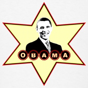 Barack Obama Buttons - Men's T-Shirt