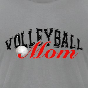 Volleyball Mom 2 - Men's T-Shirt by American Apparel