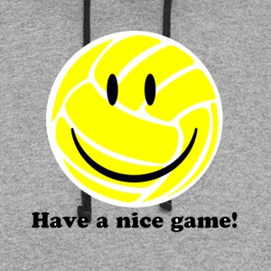 Have a Nice Game - Colorblock Hoodie