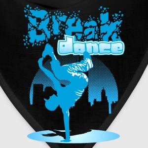 City breakdance T-Shirts - Bandana