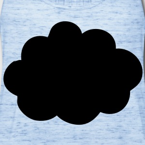 This is a Cloud T-Shirts - Women's Flowy Tank Top by Bella