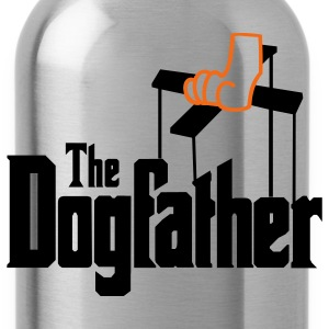 The Dogfather! Hoodies - Water Bottle