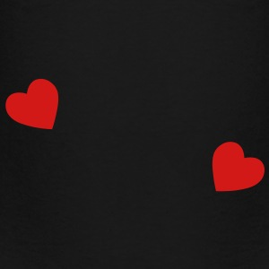 two hearts Bags  - Toddler Premium T-Shirt