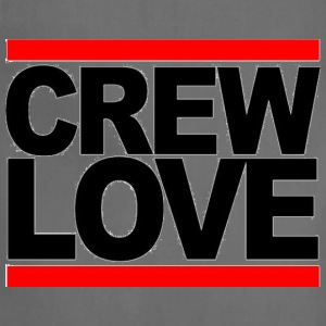 Crew Love Hoodie - Adjustable Apron