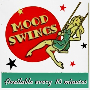 Mood Swings - Adjustable Apron
