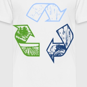 Recycle Tee - Toddler Premium T-Shirt