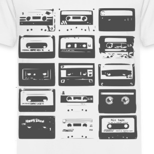 Tape Cassette tee - Toddler Premium T-Shirt