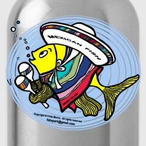 Mexican Fish - Water Bottle