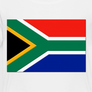 South Africa Flag Kids' Shirts - Toddler Premium T-Shirt