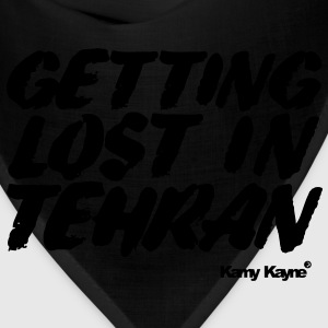 Lost in Tehran T-Shirts - Bandana