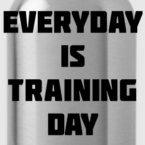 Everyday Gym Motivation Hoodies - Water Bottle