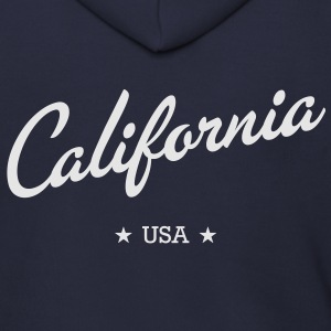 California - Men's Zip Hoodie